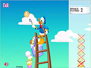 Donald Duck Scoops`n Ladders