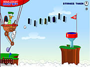 Donald Duck Skylinks Golf