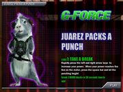 Juarez Packs a Punch