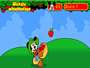 Mickey`s Apple Plantage