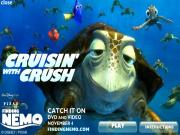 Nemo Cruisin` with Crush
