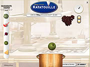 Ratatouille Culinary Combinations