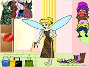Tinkerbell Spring Dress Up