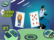 Kim Possible Card Clash