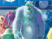 Monsters Inc Find the Alphabets