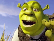 Shrek Create and Color