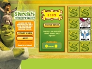 Shrek Memory Game