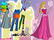 Sleeping Beauty Dress Up