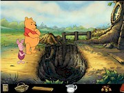 Winnie the Pooh Grab The Carrot
