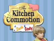 Zack & Cody Kitchen Commotion