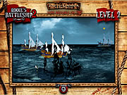 Pirates of the Caribbean Rogue`s Battleship