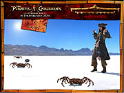 Pirates of the Caribbean Whack-A-Crab