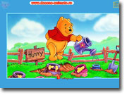 Winnie the Pooh  Hunny Puzzle